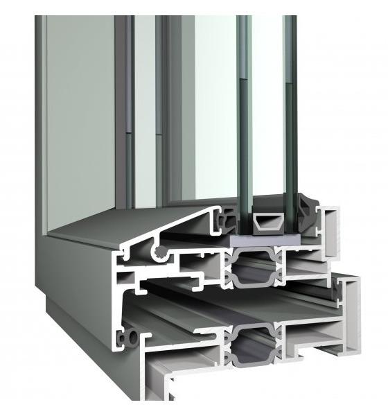 алюмінієвий профіль для вікон