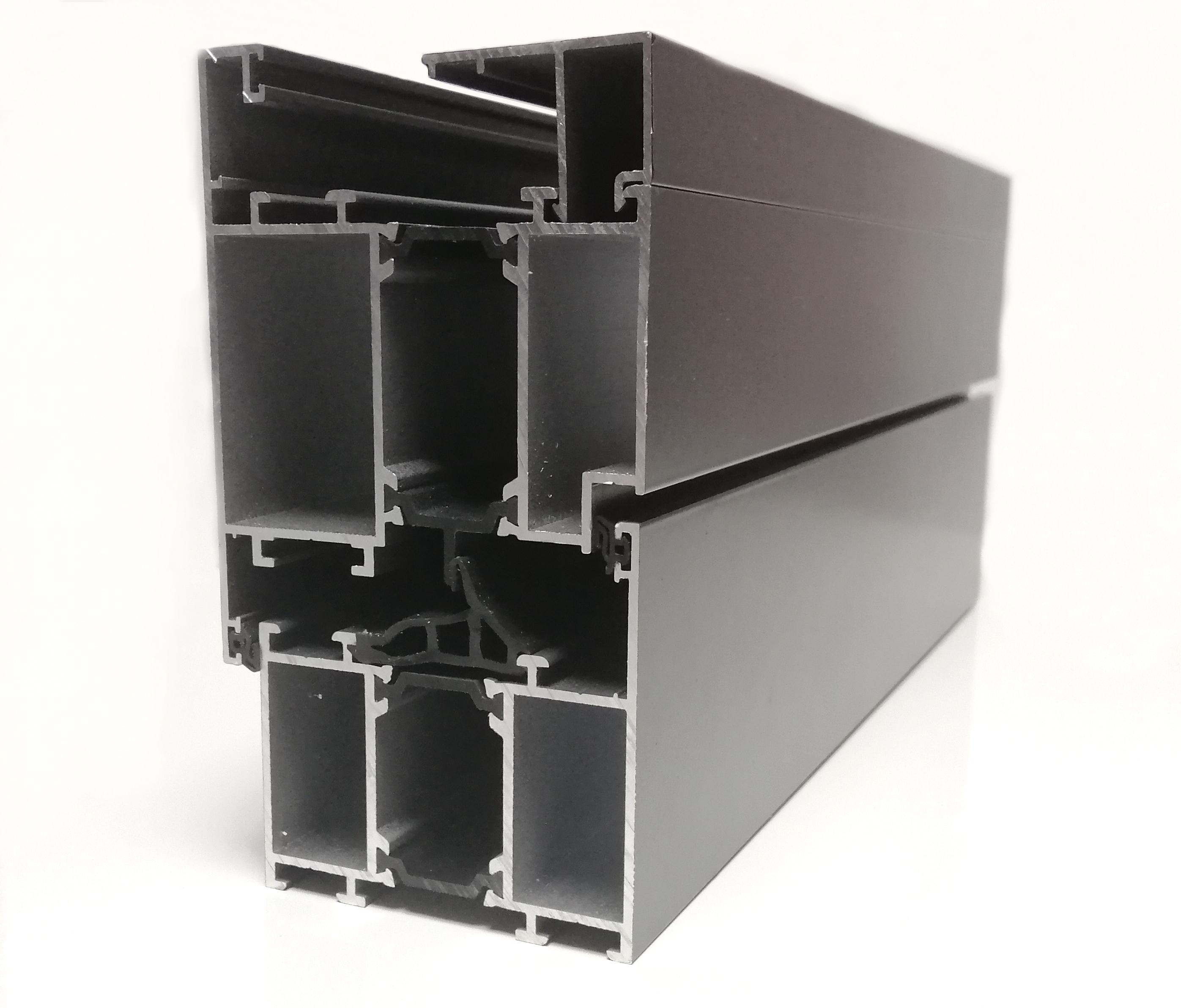 алюмінієвий профіль для дверей київ